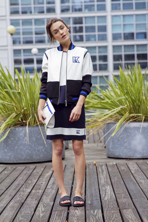 Karl Lagerfield x Zalando jacket
