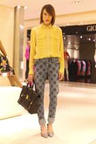 House of Holland jeans - Equipment shirt - 31 Phillip Lim bag
