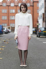 Whistles-bag-anne-bowes-jewellery-necklace-lk-bennett-flats-topshop-skirt