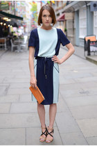whistles bag - whistles skirt - whistles top
