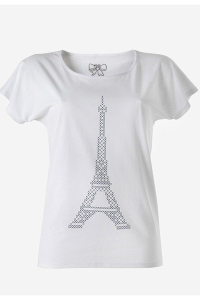 pure cotton madame a paris t-shirt