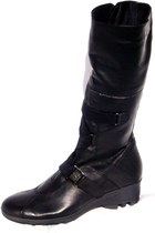 CYBER WEEK SALE!!! Italian Leather Boots - TESTA DI MORO