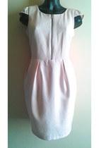 Rasberry-dress