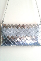 Hand Made Silver Clutch
