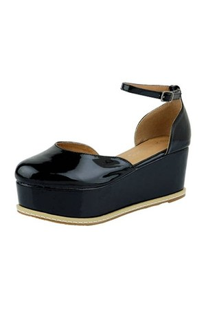 black wedge shoes shoes