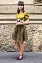 Moschino Cheap and Chic shirt - Moschino Cheap and Chic bag