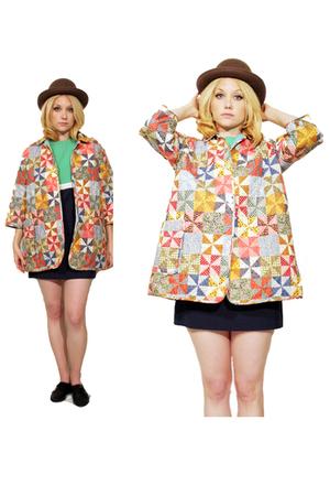 Miss Elaine coat