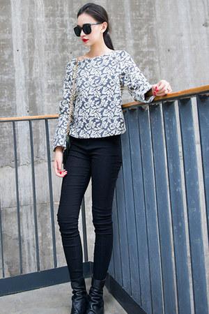 MixMosscom coat - MixMosscom pants