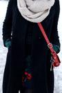 Patrizia-pepe-boots-osklen-dress-jnby-coat-h-m-scarf-fossil-bag