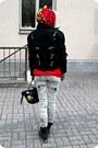 Black-random-boots-off-white-gazoz-jeans-black-aaug-jacket