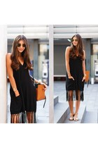 Little Mistress dress - Jessica Buurman bag - asos sunglasses