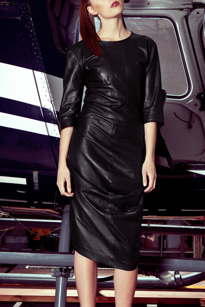 Helicopter dress