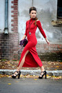 Red-banggood-dress