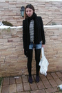 Blue-cutted-jeans-white-custom-made-top-black-zara-jacket-black-bershka-sc
