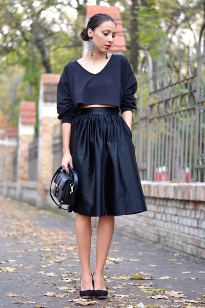 black Style Nanda sweater