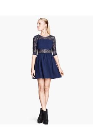 H&M dress - H&M blouse - H&M blouse
