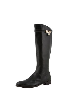 black Steven Dann boots - black