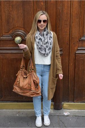 Topshop jeans - Topshop cardigan
