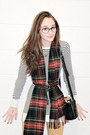 American-apparel-dress-tna-american-apparel-tights-urban-outfitters-purse-