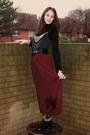 American-apparel-skirt-american-apparel-socks