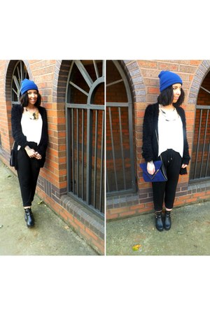 hat Primark hat - cardigan new look cardigan
