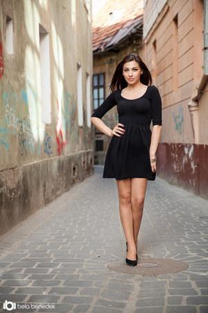 Zara dress - H&M heels