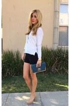 off white Blush Boutique sweater