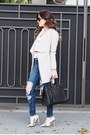 Silver-lioness-fashion-coat-blue-distressed-hot-miami-styles-jeans