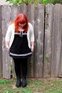 Black-nonage-boots-black-sailor-modcloth-dress-black-tights