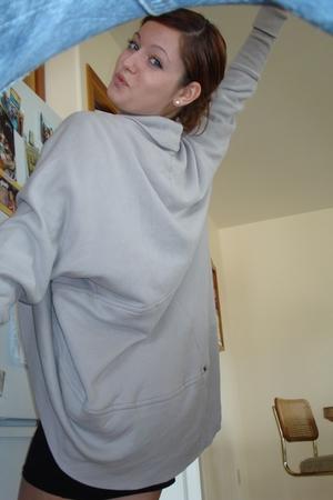 Aritzia sweater - Aritzia skirt