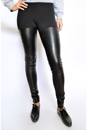 black Leilanni land leggings