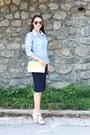 White-color-block-h-m-purse-black-aviator-h-m-sunglasses