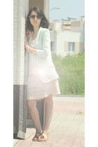off white 3 suisses skirt