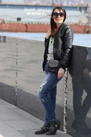 Acoola jacket - Forever 21 boots