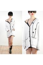 white oh leoluca sweater