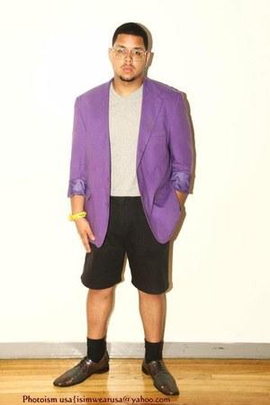 John Blair blazer - Stacy Adams shoes - Mossimo shirt - Nautica shorts