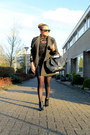Leather-asos-boots-army-h-m-coat-faux-leather-pimkie-bag