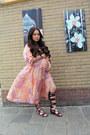 Paisley-h-m-dress