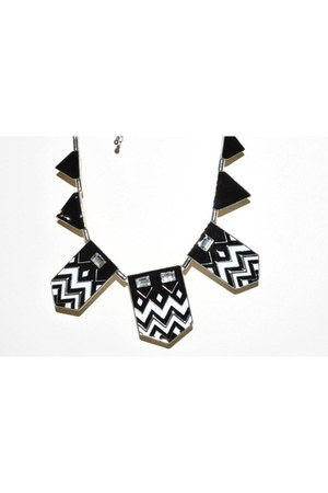 tribal necklace necklace