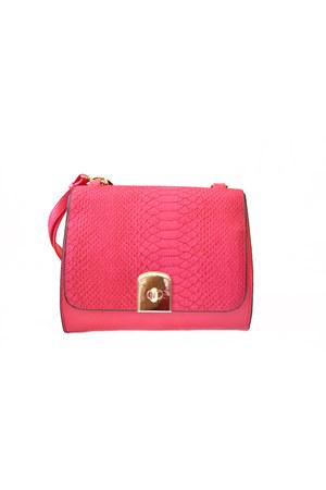 hot pink purse purse