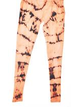 Tie-dye-leggings