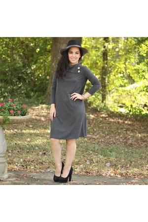 grey dress Milumia dress