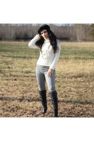 boots - pants
