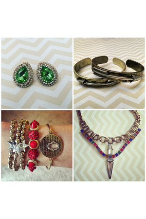 Libi & Lola necklace - Libi & Lola bracelet - Libi & Lola bracelet