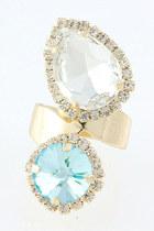 Libi & Lola ring