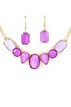 Purple Punch Necklace