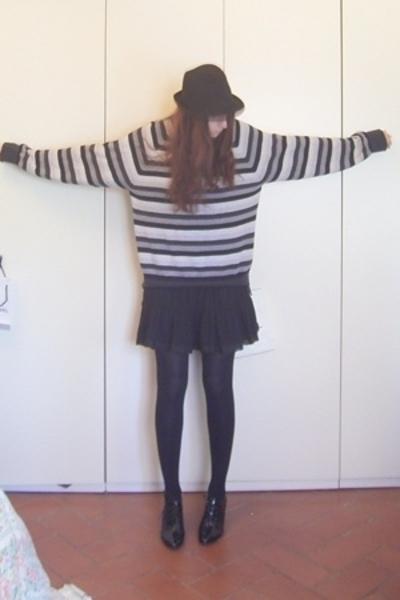 Zoe skirt - next sweater