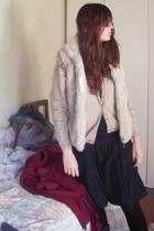 vintage vest - vintage sweater