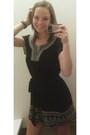 Black-forever-21-dress