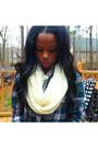 Ambercrombie-shirt-rue-21-scarf